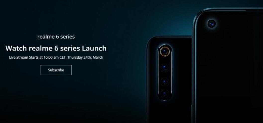 Realme 6i will debut the Helio G80 processor-cnTechPost