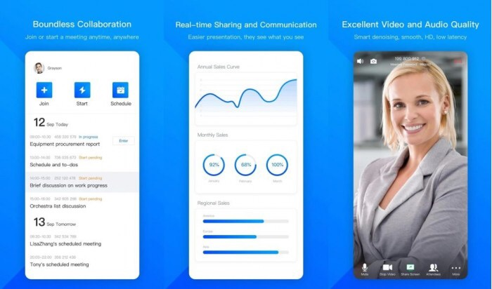 Tencent launches VooV Meeting to compete with Zoom and Microsoft Teams-cnTechPost