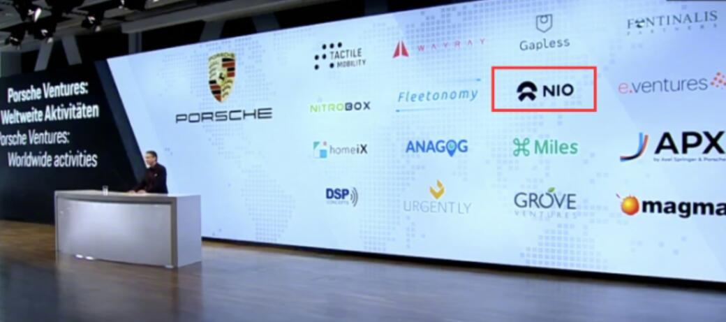 Nio in spotlight as rumor says it attracted Porsche investment-cnTechPost