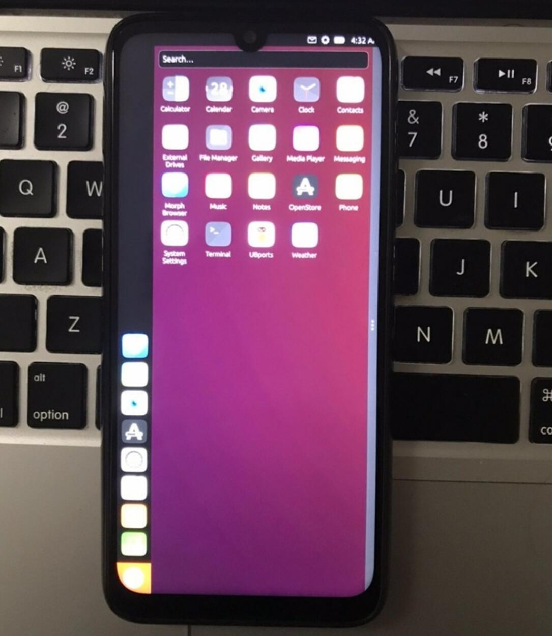 Developer installs Redmi Note 7 with Ubuntu Touch-cnTechPost