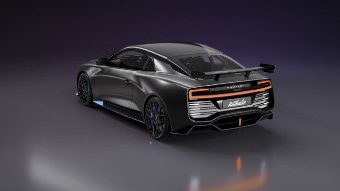 Gumpert unveils world's first methanol-powered supercar with 500-mile range-cnTechPost