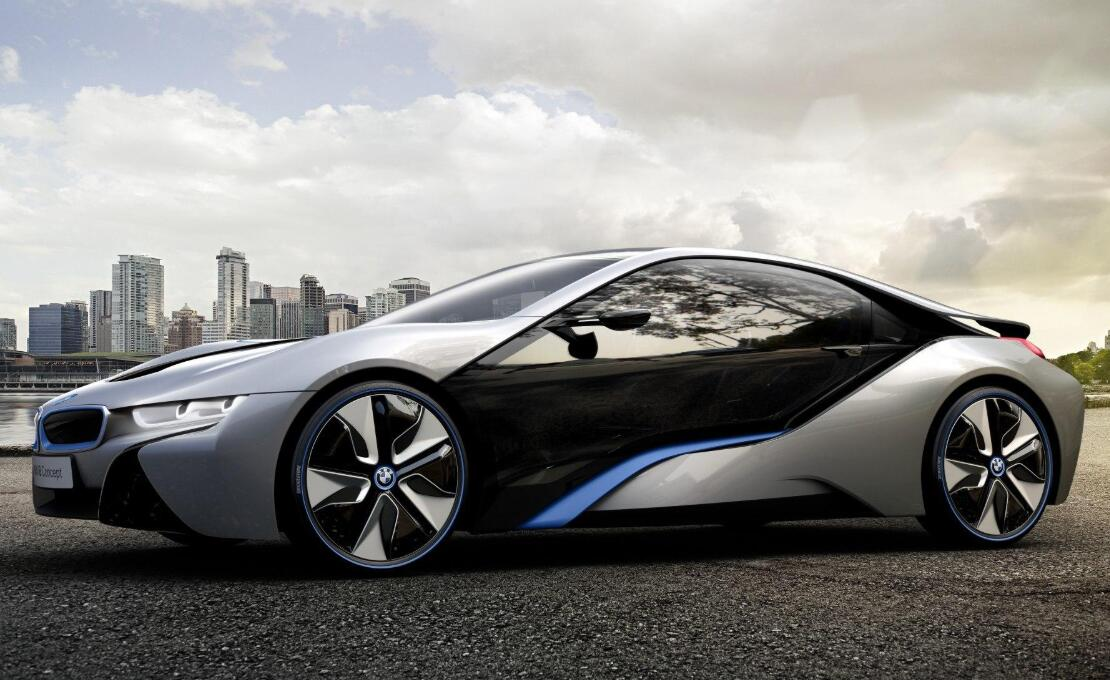 BMW i8 electric sports car to be discontinued next month-cnEVpost