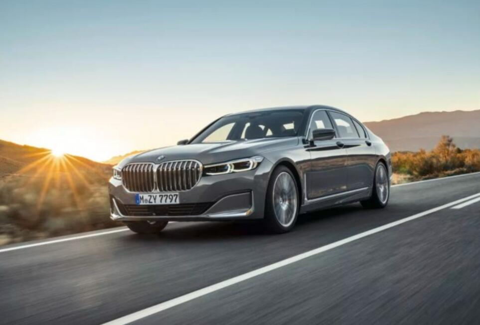 BMW announces 7-series all-electric version-cnTechPost