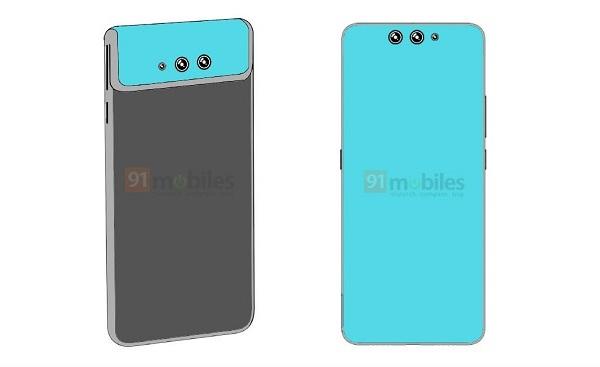 Patent shows new Xiaomi phone may adopt flip camera design-cnTechPost