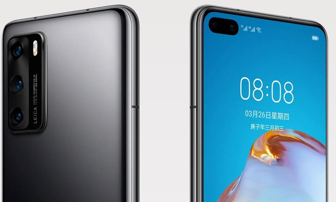 Huawei releases P40 series phones starting at €799-cnTechPost