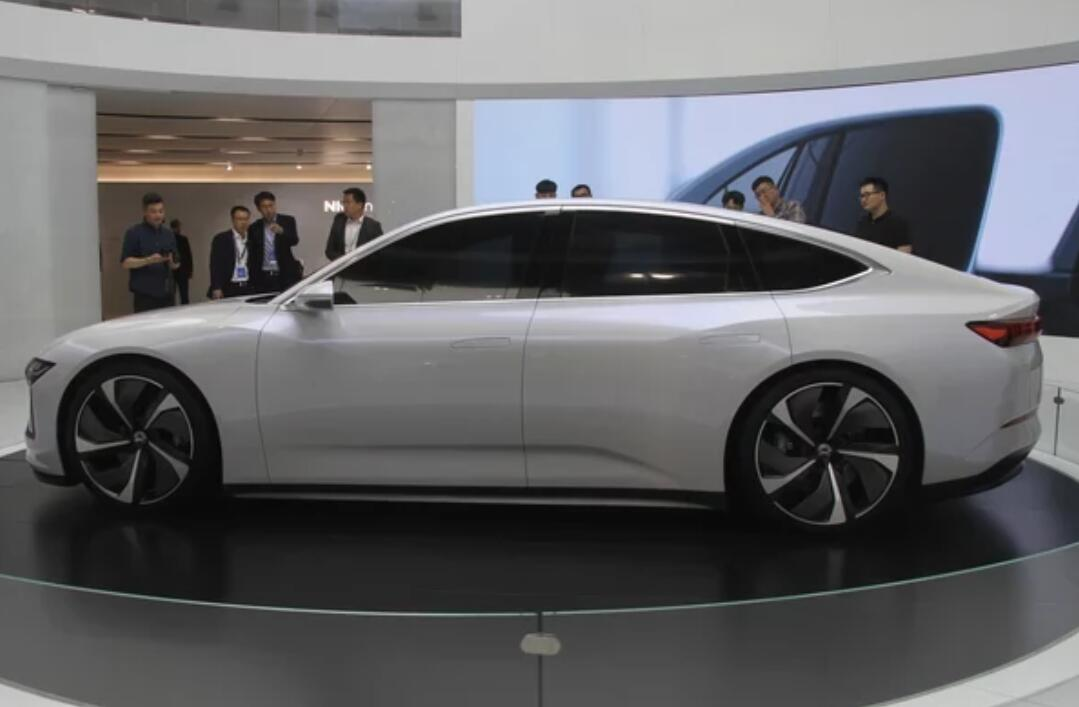 Nio Plans To Release Its First Sedan At Year End Cntechpost