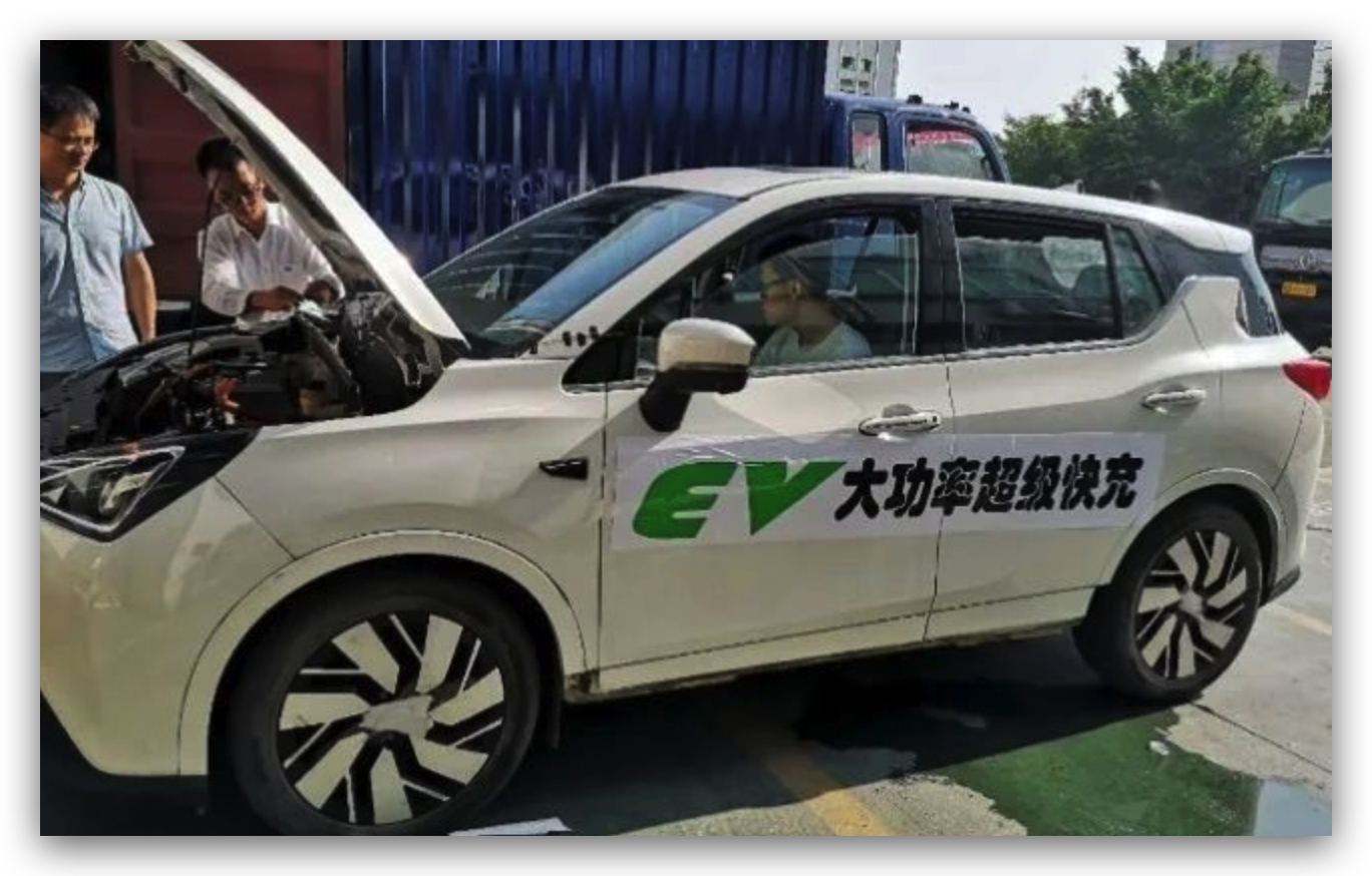 Chinese EV maker says its graphene technology can charge batteries up to 85% in 8 minutes-cnTechPost