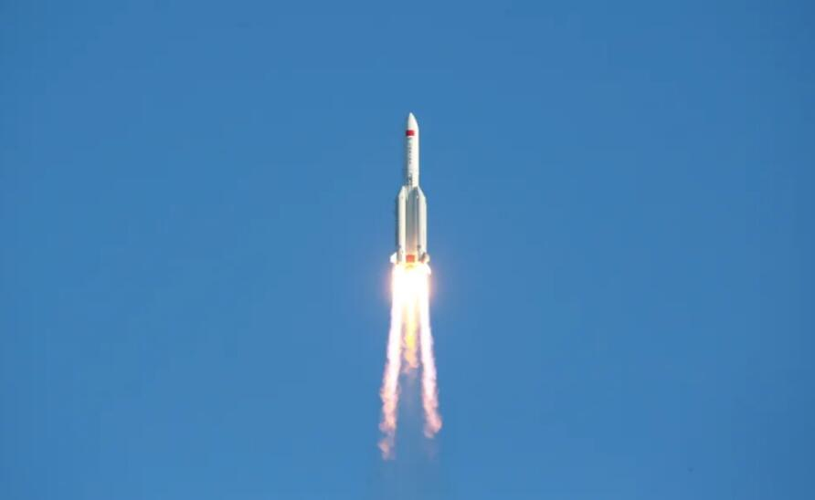 China's Long March 5B carrier rocket makes its maiden flight-CnTechPost