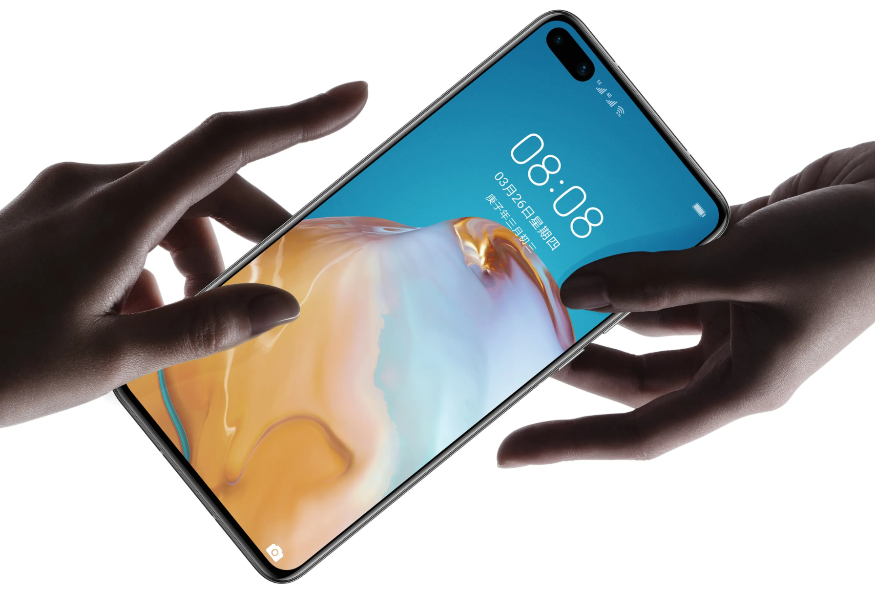 Huawei P40 and P40 Pro get EMUI 10.1.0.131 update, photo taking optimized-cnTechPost