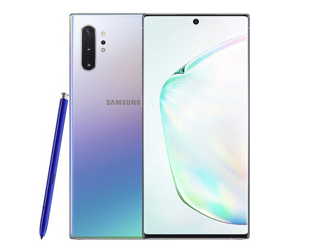 Galaxy Note10+ 5G gets firmware update to fix occasional screen failure bugs-cnTechPost