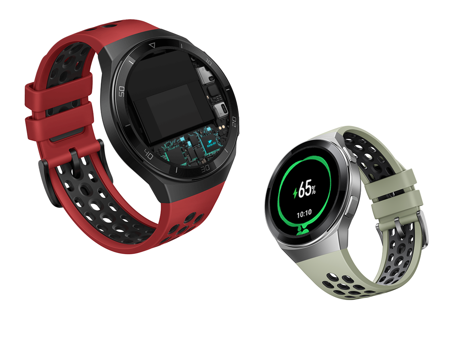 What are the differences between Huawei Watch GT 2e and GT 2?-CnTechPost