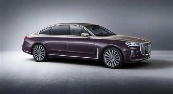 Chinese version of 'Rolls-Royce' Hongqi H9 said to be launched on July 9-CnEVPost