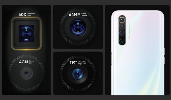 Realme X3 series released with Snapdragon 855 Plus and 120Hz refresh rate-cnTechPost