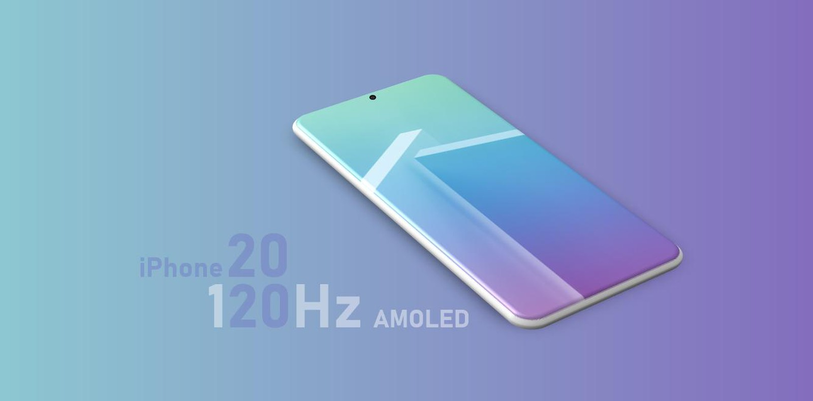 iPhone 12 Pro may come with 120Hz refresh rate screen-cnTechPost
