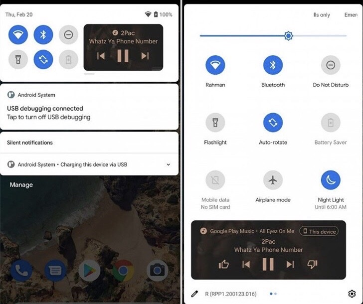 Google unexpectedly pushes Android 11 Beta update, reveals new features-CnTechPost