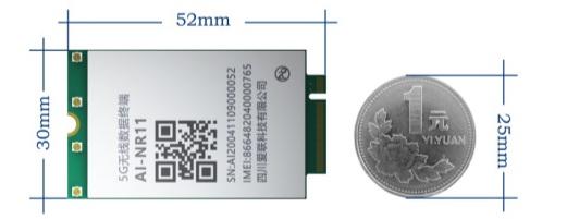 Chinese firm develops ultra-small 5G communication module-cnTechPost
