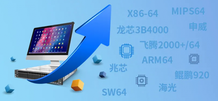 Chinese OS developer Union Tech releases new version of server OS, compatible with major China-made processors-CnTechPost