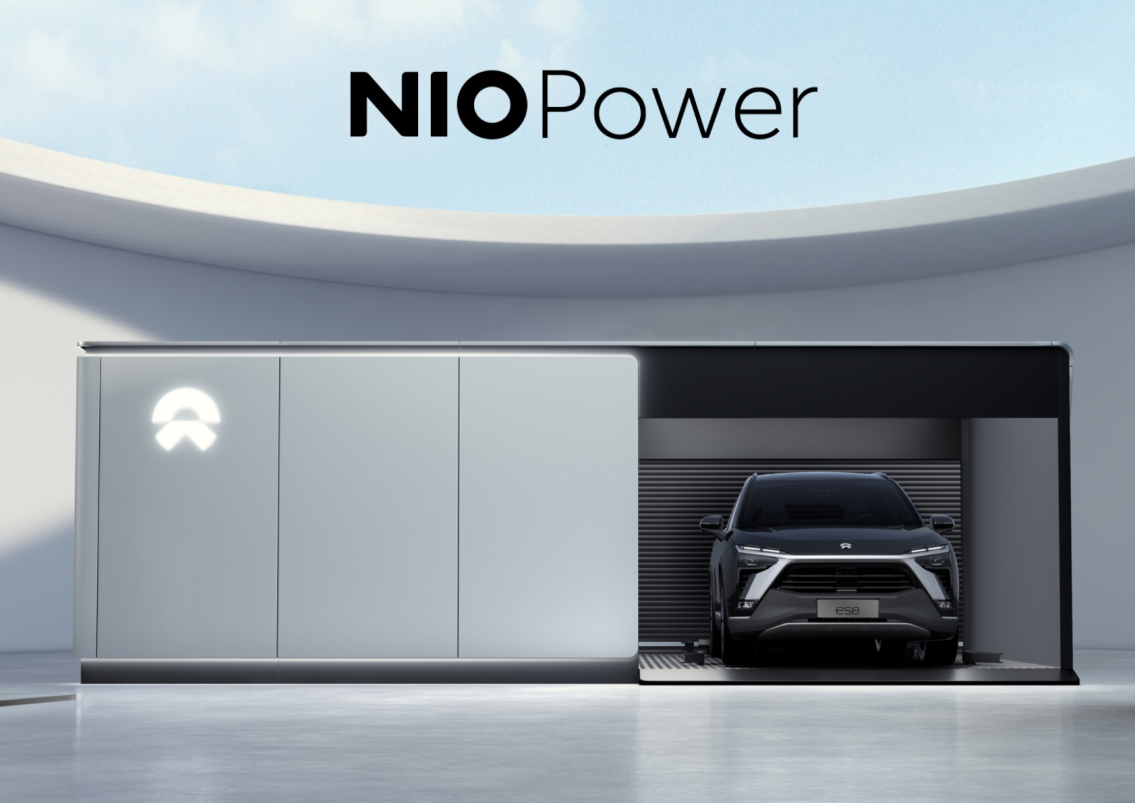 Nio CEO says accelerating development of next-gen battery swap station-cnTechPost