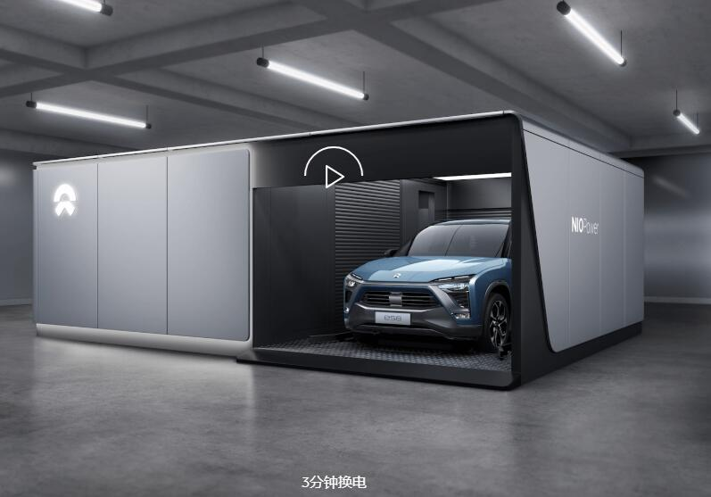 Nio reportedly to set up battery asset management company in August, expected to get investment from CATL-cnTechPost