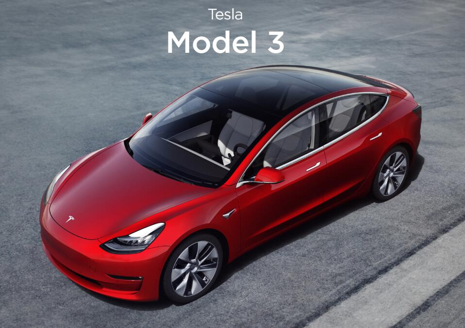 Tesla produced 49,800 Model 3s in China in first half of the year-cnTechPost
