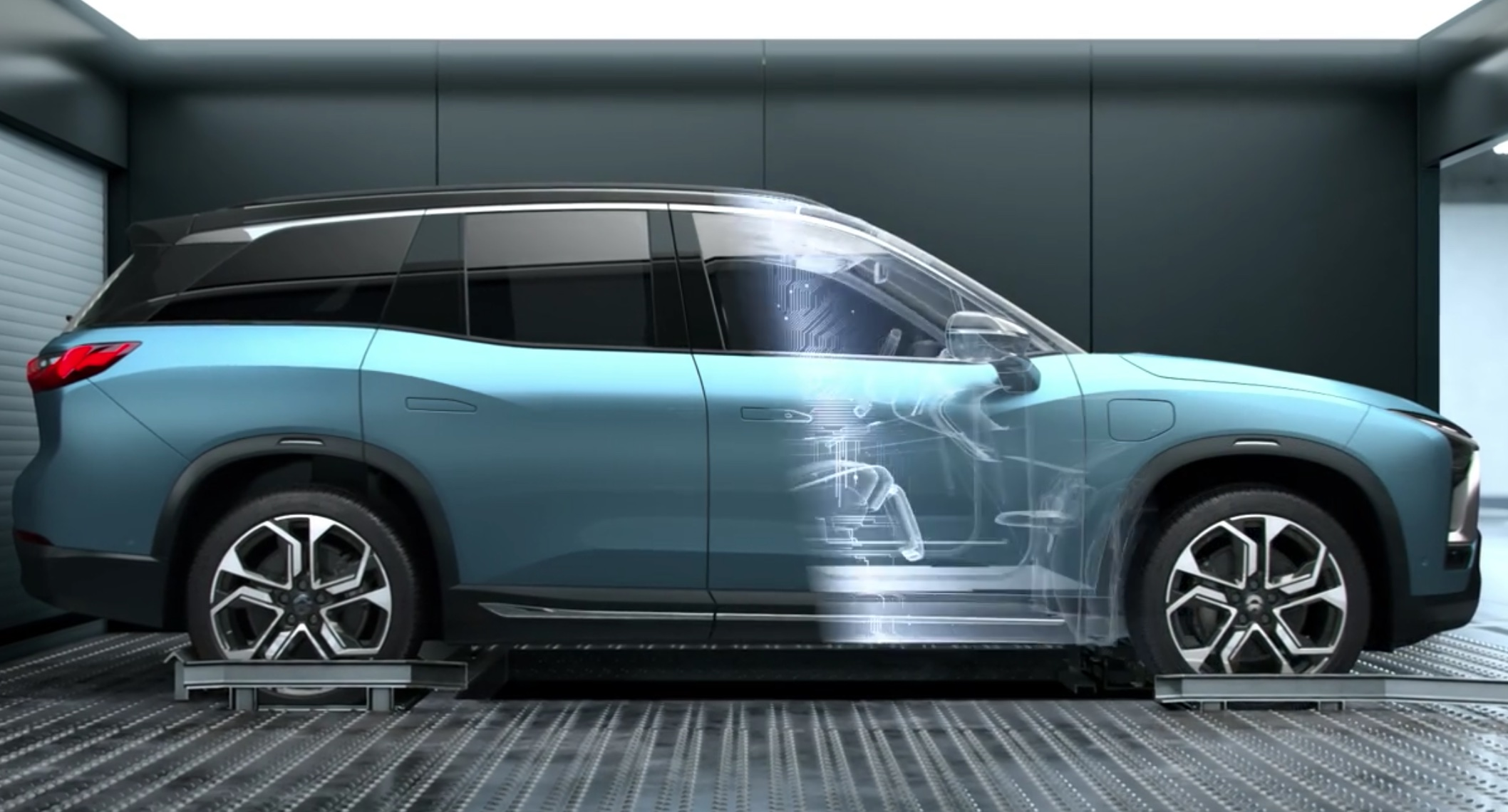 Here is what you need to know about NIO's battery swap business model-cnTechPost
