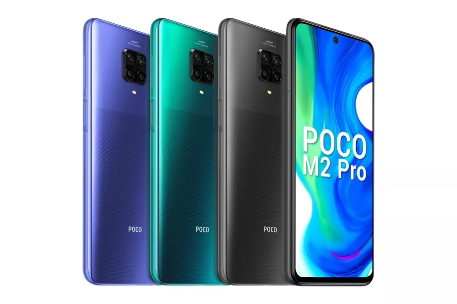 Xiaomi launches Poco M2 Pro in India with Snapdragon 720G processor-cnTechPost