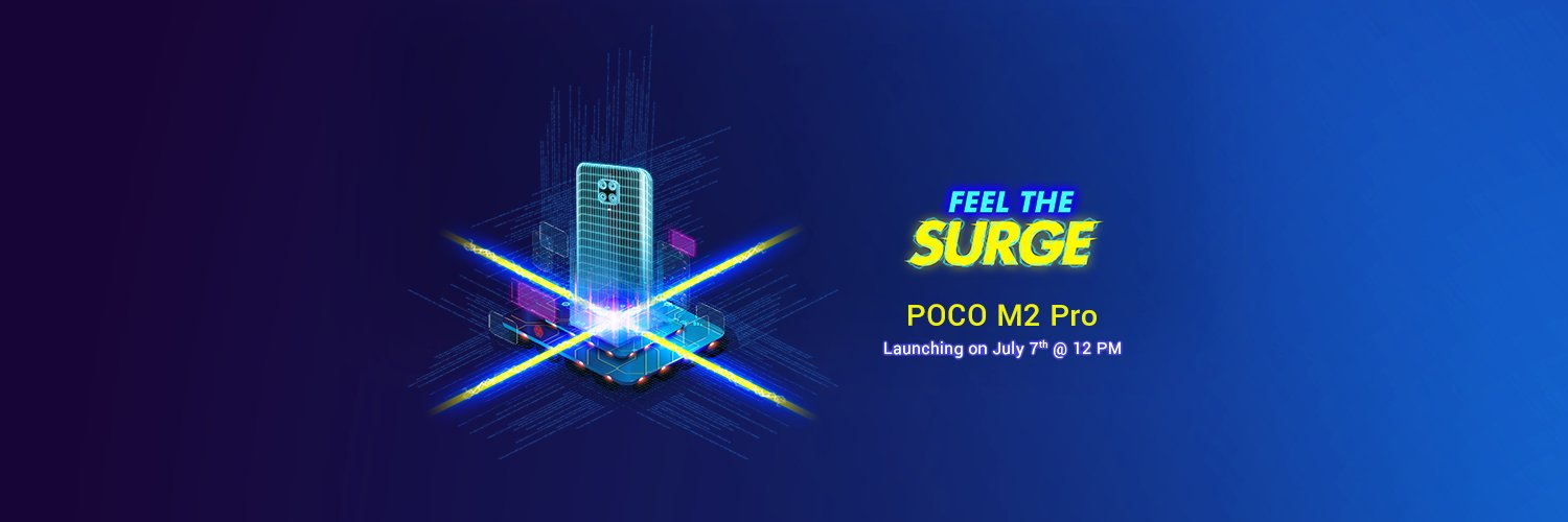Xiaomi to launch POCO M2 Pro in India on July 7-cnTechPost