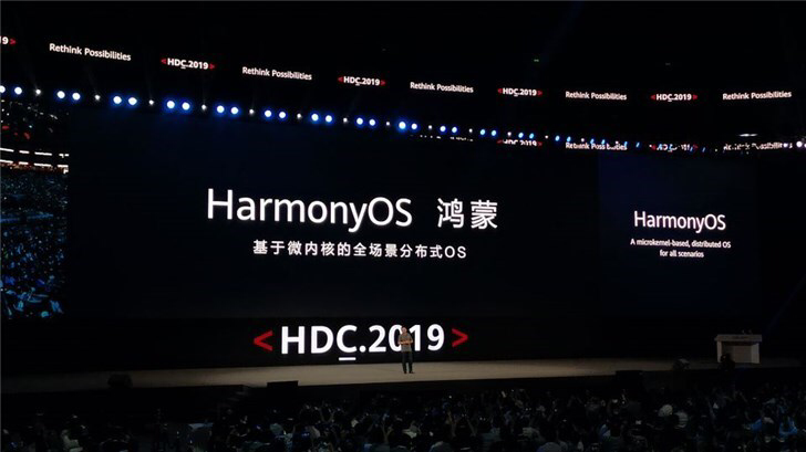 Huawei applies for multiple trademarks relating to 'HarmonyOS'-CnTechPost