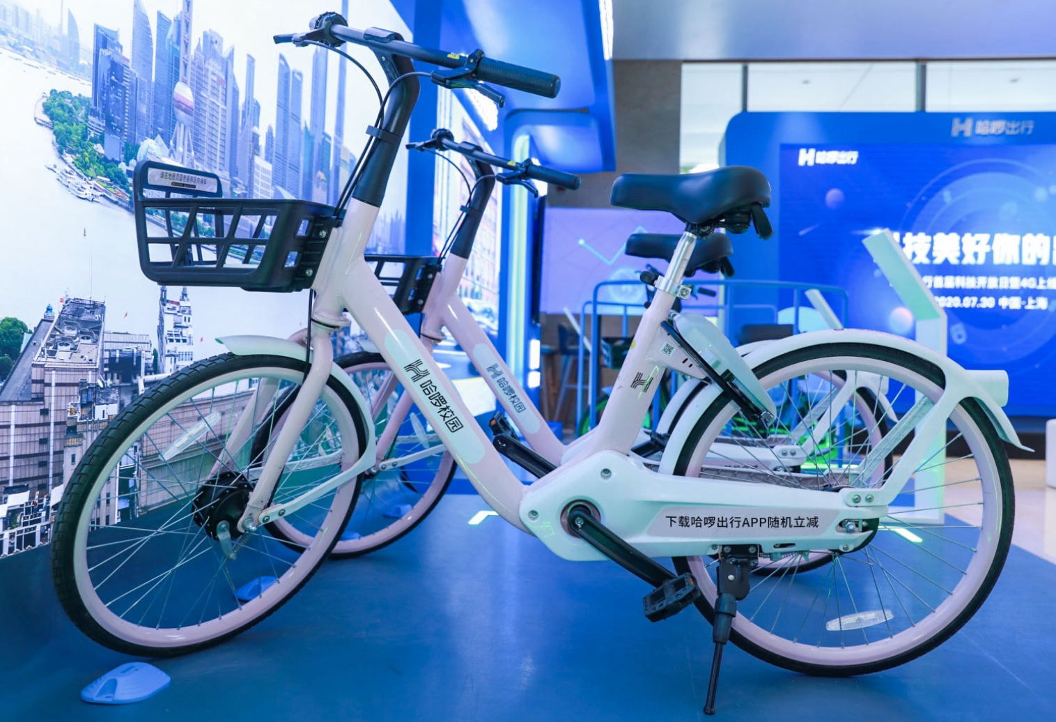 Chinese bike-sharing company Hello Chuxing announces 4G Cat.1 network in its bikes-cnTechPost