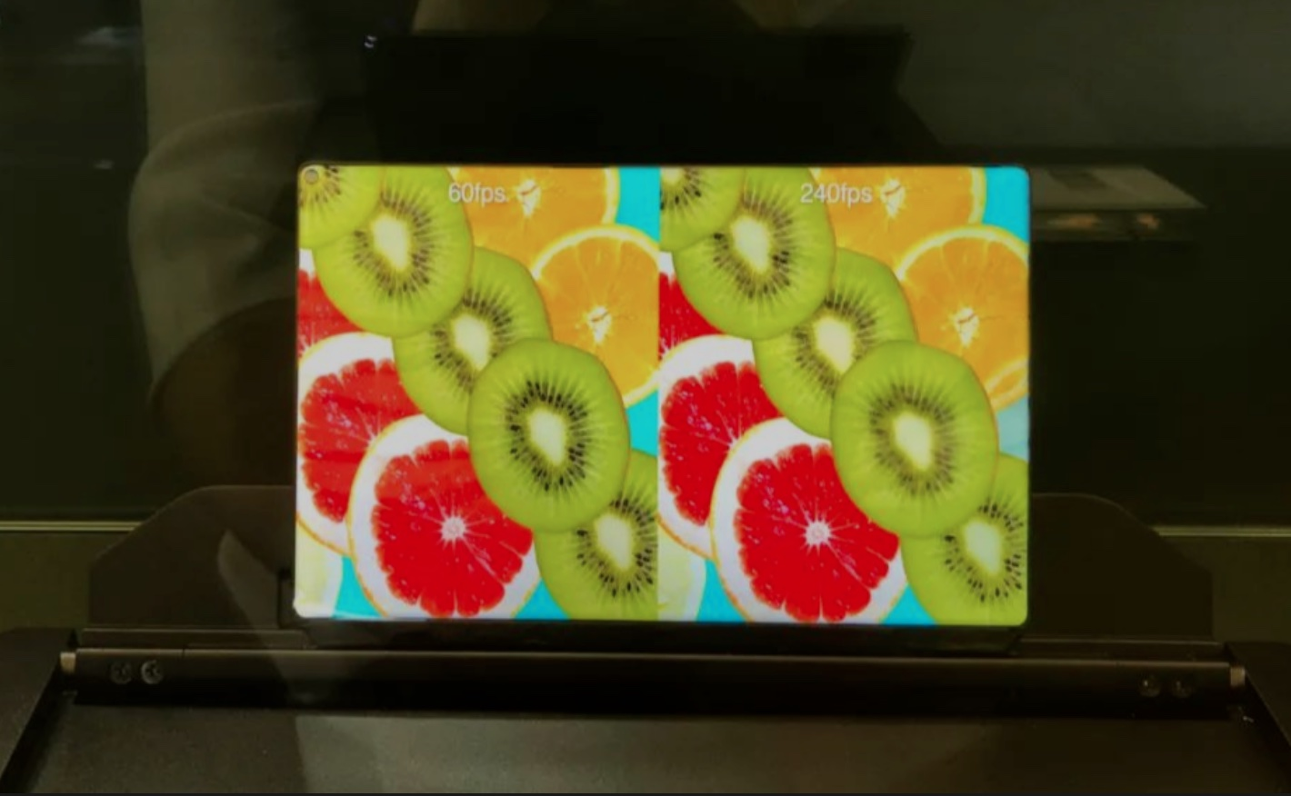 Chinese panel maker demonstrates tablet display with 240 Hz refresh rate-cnTechPost