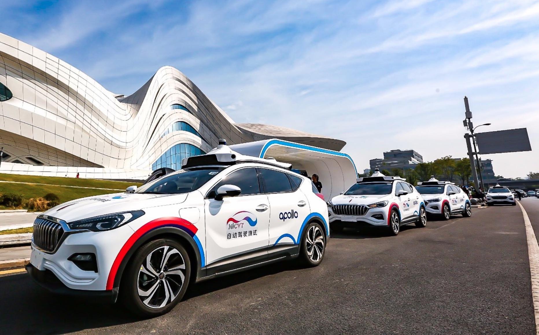 Baidu Apollo opens manned autopilot test in Beijing-CnTechPost