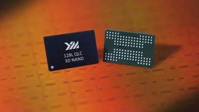 Yangtze Memory's 128-layer QLC flash memory debuts with highest I/O speed-cnTechPost's 128-layer QLC flash memory debuts with highest I/O speed-cnTechPost