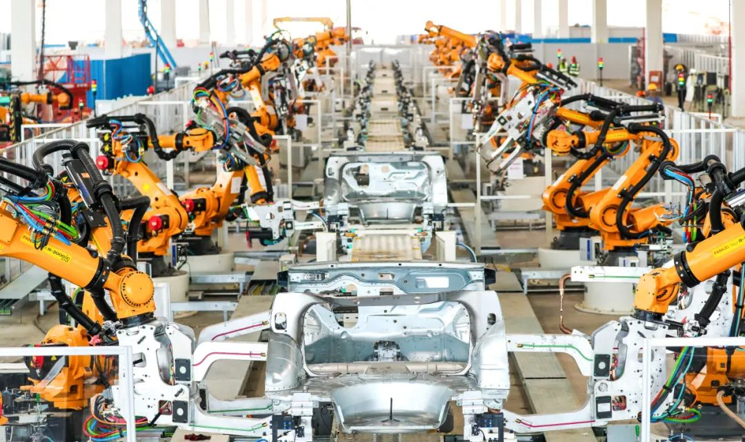 Here's how China's largest real estate developer makes cars-cnTechPost