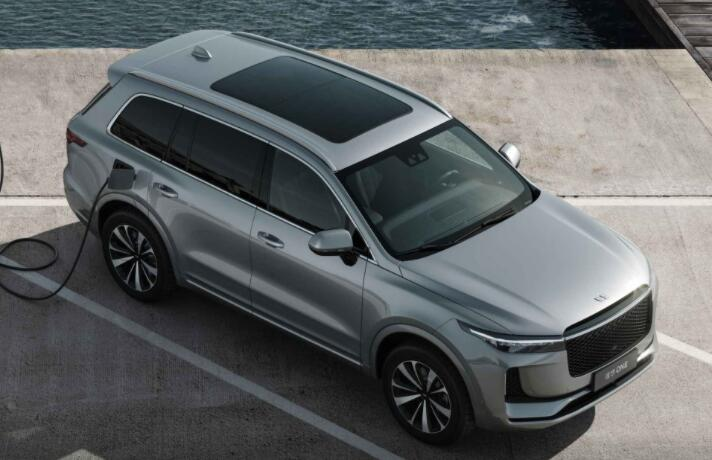 Li Auto to use NVIDIA ORIN chips in next-generation SUVs-CnEVPost