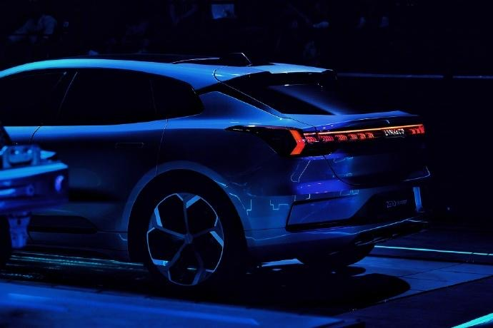 Geely unveils SEA architecture for EVs and new concept car with range of over 700 km-CnTechPost