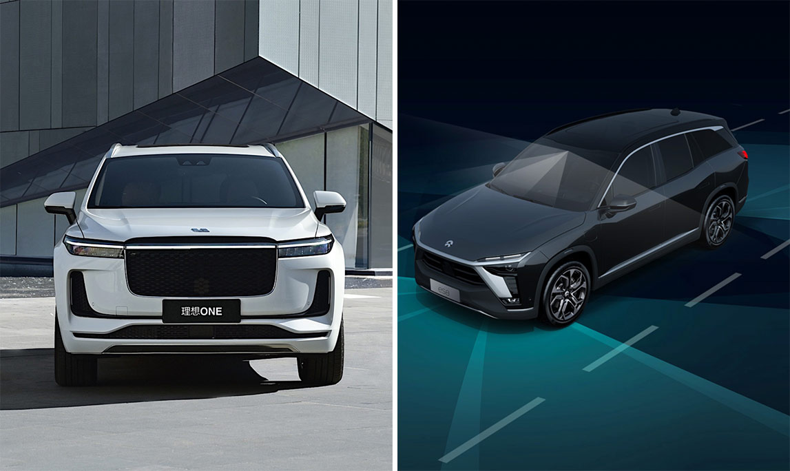 How do Chinese customers choose between NIO, Li Auto and Xpeng?-cnTechPost
