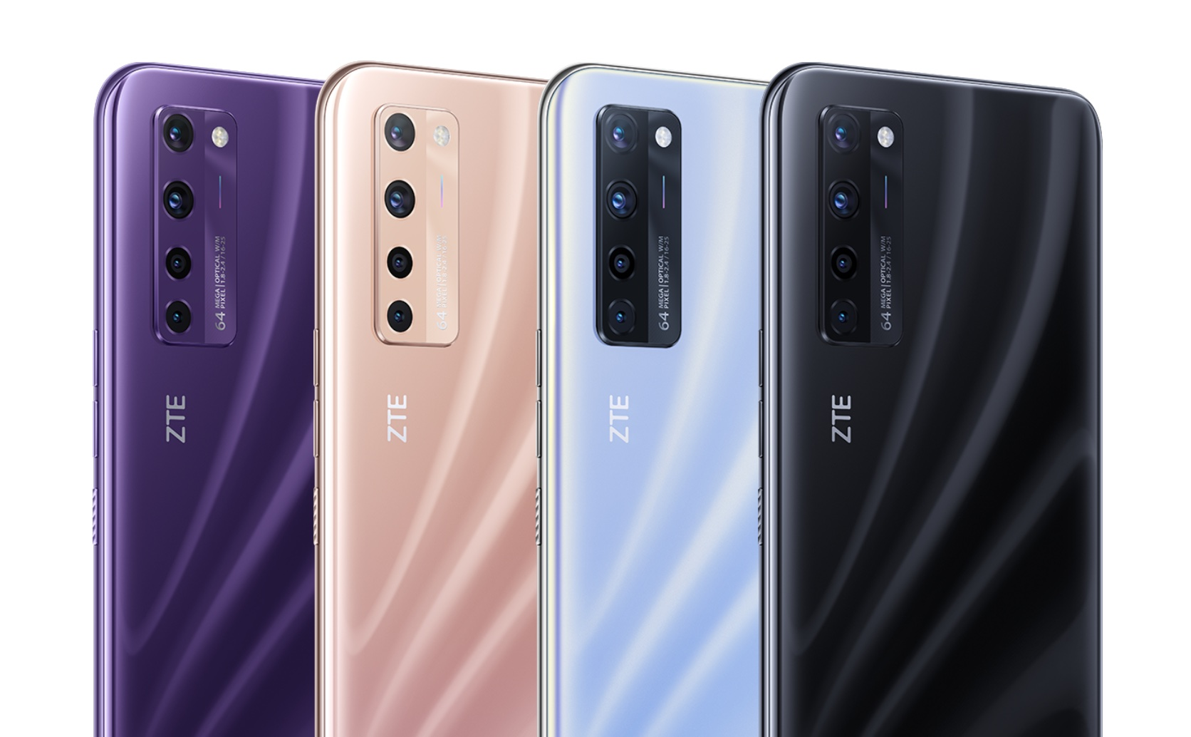 ZTE launches world's first phone with under-screen camera, starting at about $322-cnTechPost