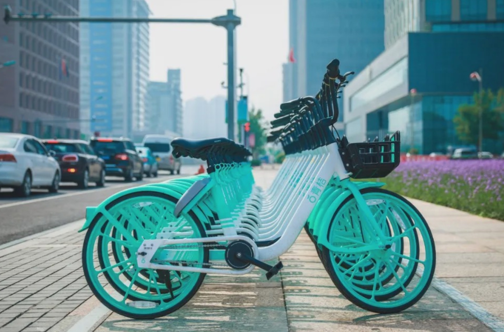Shenzhen pilot uses BeiDou's high-precision positioning to regulate shared bicycle parking-cnTechPost