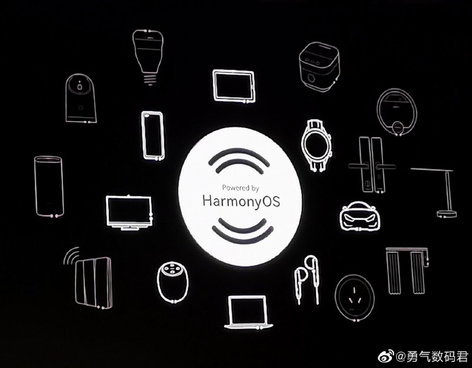 This could be the HarmonyOS logo-cnTechPost