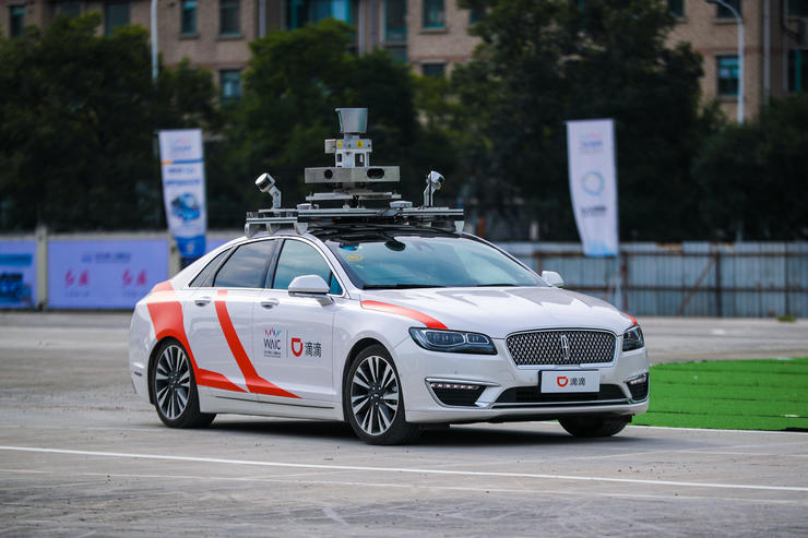 Didi said to partner with BYD to make ride-hailing EVs-CnTechPost