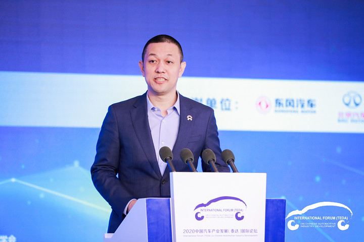 NIO founder says working on more efficient second-gen battery swap station-CnTechPost