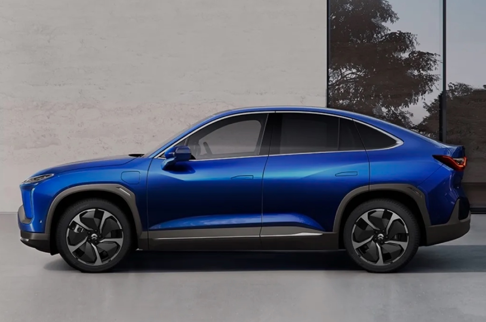 NIO's third car, EC6, arrives in stores in 10 Chinese cities to take on the upcoming Model Y-cnTechPost