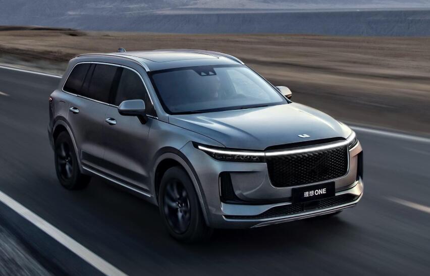 Li Auto hints at NVIDIA chip in its next car-CnTechPost