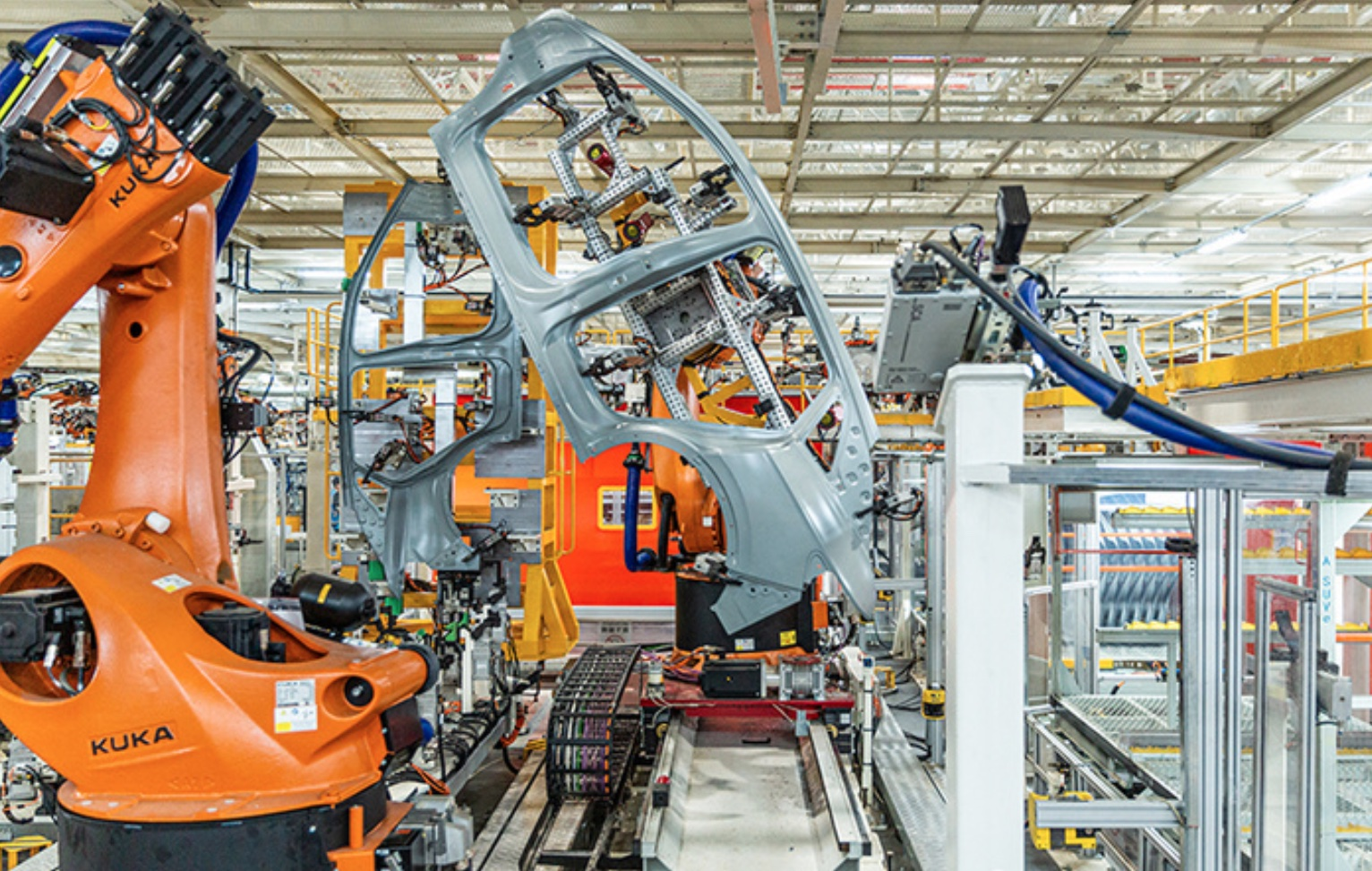 SAIC-Volkswagen's new energy vehicle plant to start production in October with annual capacity of 300,000 vehicles-cnTechPost