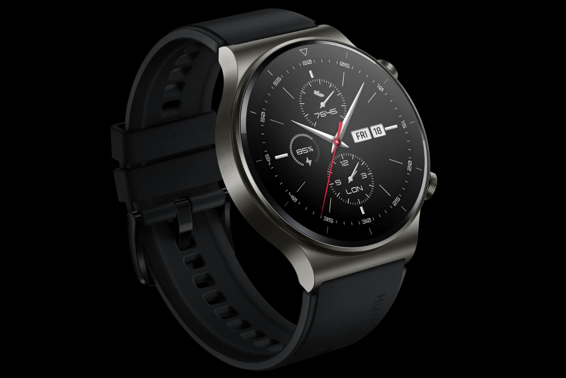 Huawei announces smartwatches Watch GT 2 Pro and Watch Fit-CnTechPost