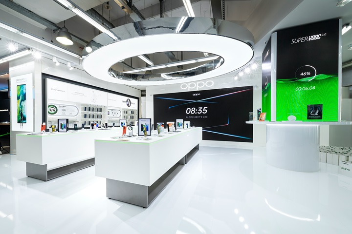 OPPO opens its first German flagship store in Hamburg-cnTechPost