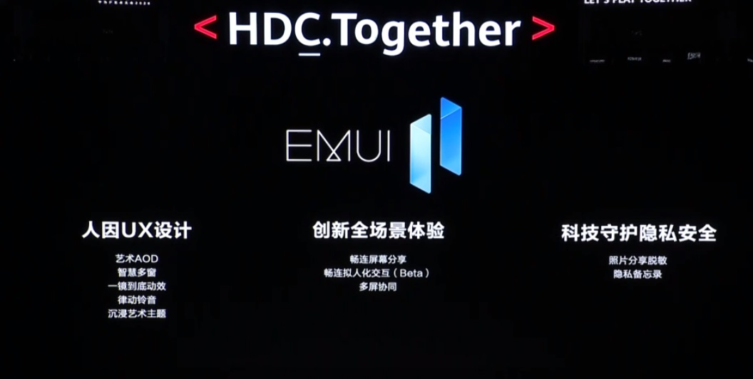 Huawei launches EMUI 11, brings new design, enhanced multi-screen collaboration feature-cnTechPost