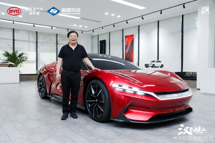 BYD says will work to ramp up production of Han models as demand surges-CnTechPost