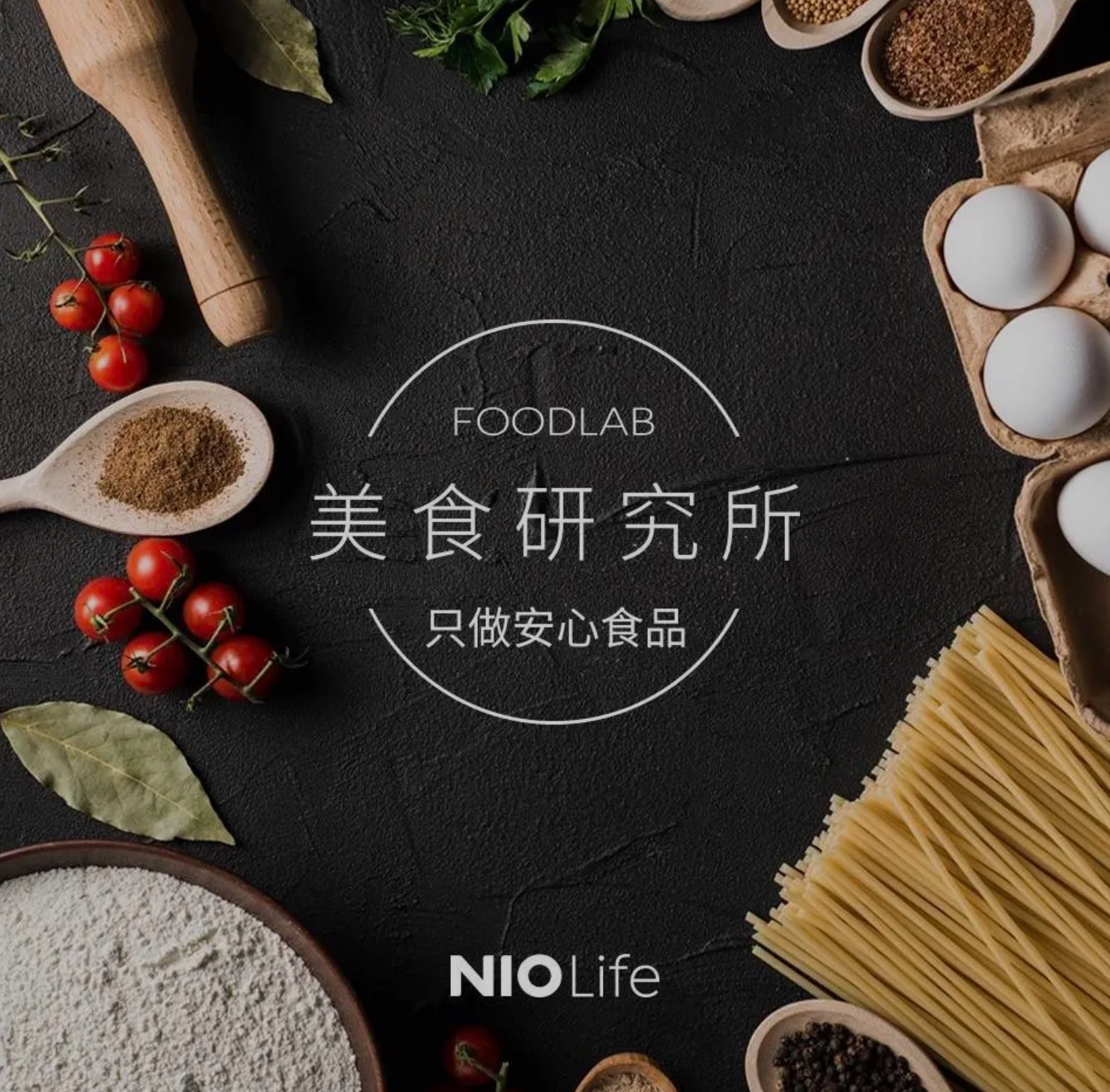 NIO Life establishes food research institute FoodLab-cnTechPost