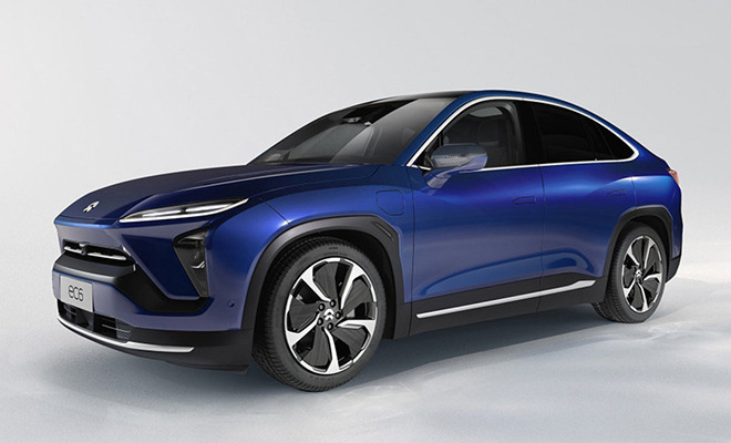 NIO shares soar 10% as Deutsche Bank says it could be  'next iconic auto brand'-cnTechPost